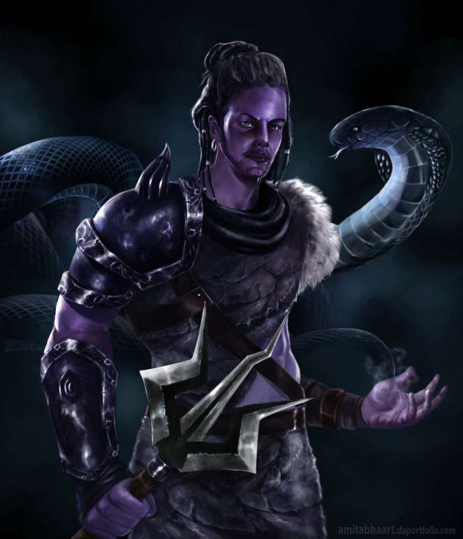 recreations of the coolest god ever lord shiva that will