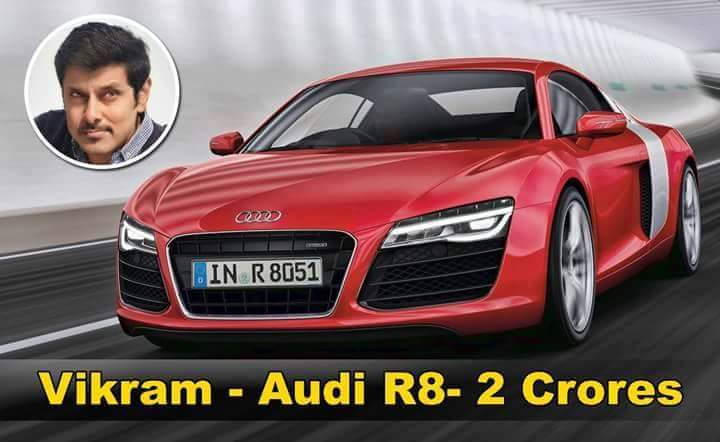 Cars South Indian Stars Drive 1113294