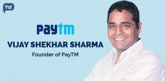 Vijay Shekhar Sharma Founder of Paytm