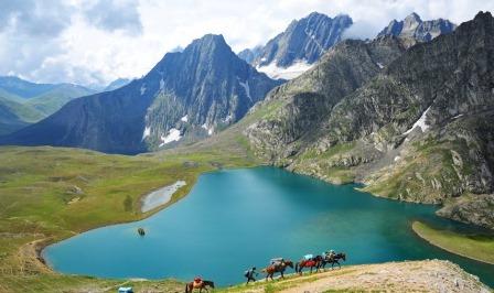 Kashmir Heaven on Earth -2