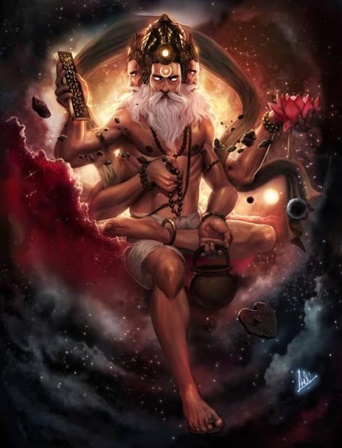 Brahma-God-of-Creation-1