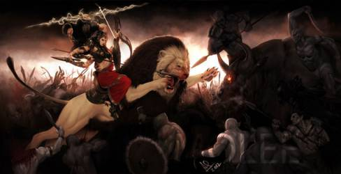 Durga-Goddess-of-War-1