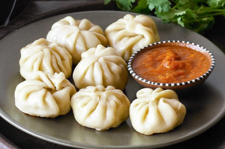 Types of Momos -1
