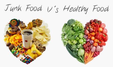 We all love Unhealthy Food - 1