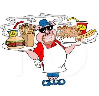 We all love Unhealthy Food - 06