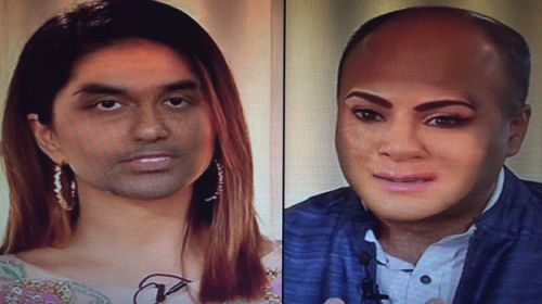 Favorite Celebrities Face Swapped - 5