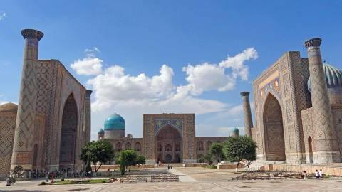 Rupee Will Make You Feel Rich Uzbekistan