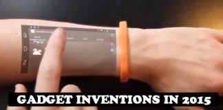 Gadget Inventions
