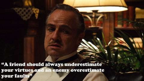 Quotes From The Movie Godfather - 10