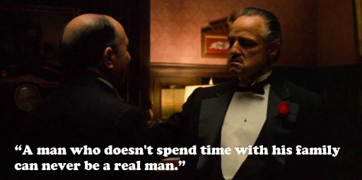 Quotes From The Movie Godfather - 1