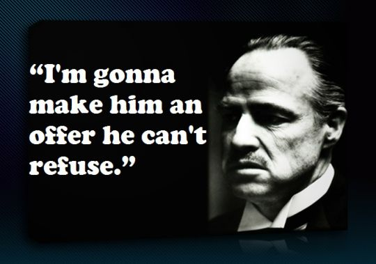 Quotes From The Movie Godfather - 8