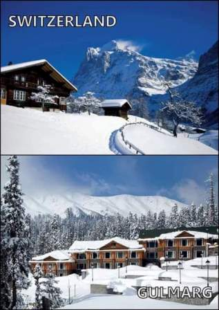 Resembles Exotic Foreign Destinations Gulmarg - 1