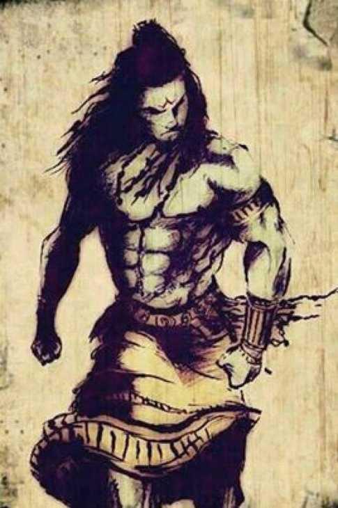 lord shiva angry hd -#main