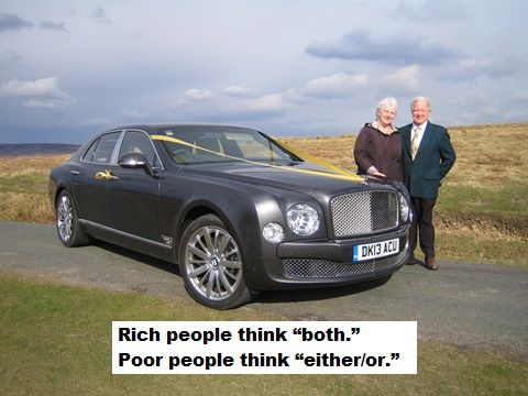 Rich and Poor People Think Differently - 2