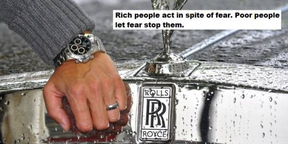 Rich and Poor People Think Differently - 9