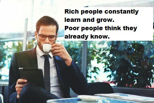 Rich and Poor People Think Differently - 8