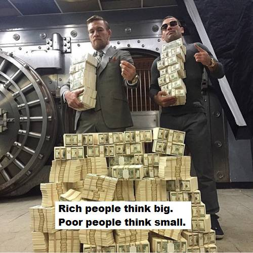 Rich and Poor People Think Differently - 5