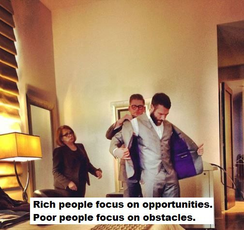 Rich and Poor People Think Differently - 4
