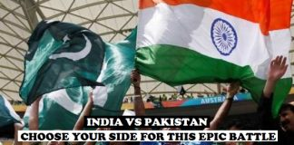 India-Pakistan ICC T20 World Cup