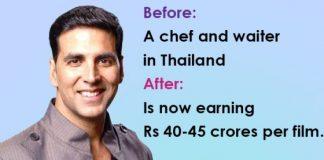 Story of Akshay Kumar