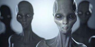 Alien exists