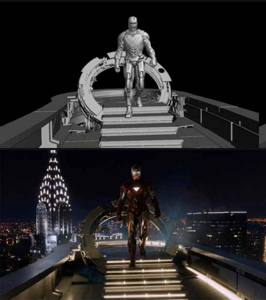 Before And After VFX (2)