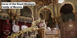 Curse Of Royal Wodeyar Family of Mysore