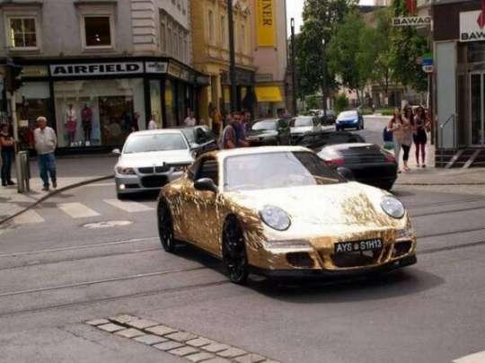 Homemade Porsche Car - 12