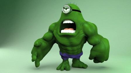 Minions-Hulk