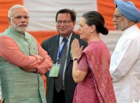 Modi and Camera - 6