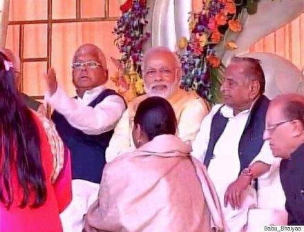 Modi and Camera - 8