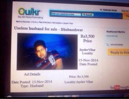People try to sell on OLX Funny - 11