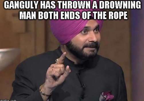 Sidhu's Most Amusing Commentary Lines - 8