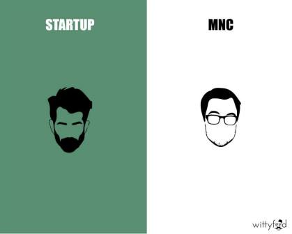 Difference Between MNC And Startup - 1