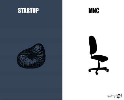 Difference Between MNC And Startup - 5