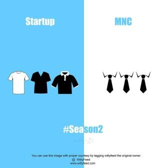 Difference Between MNC And Startup - 8
