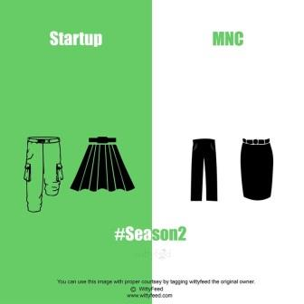 Difference Between MNC And Startup - 9