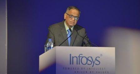 infosys-chairman