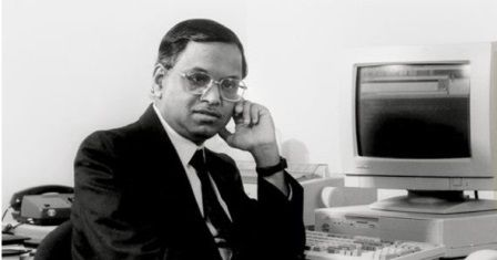 murthy-early-career