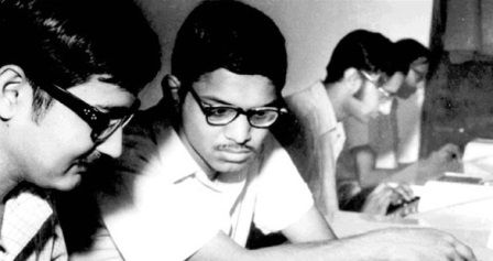 narayana-murth-early-career