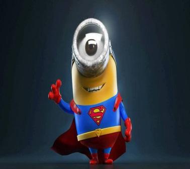 Superhero Minions super_minion