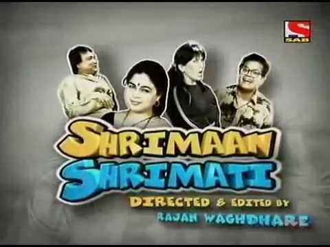 90s TV Shows Shriman Shrimati