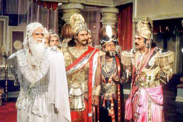 90s TV Shows mahabharat
