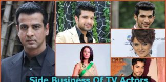 Side Business Of Famous TV Actors