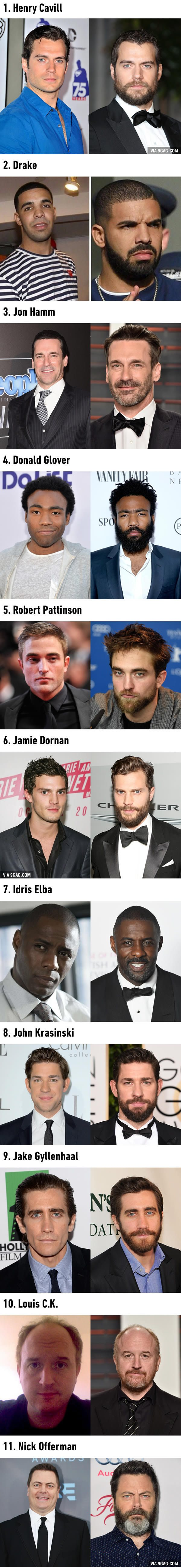 Why Growing A Beard Makes You A Man - 1