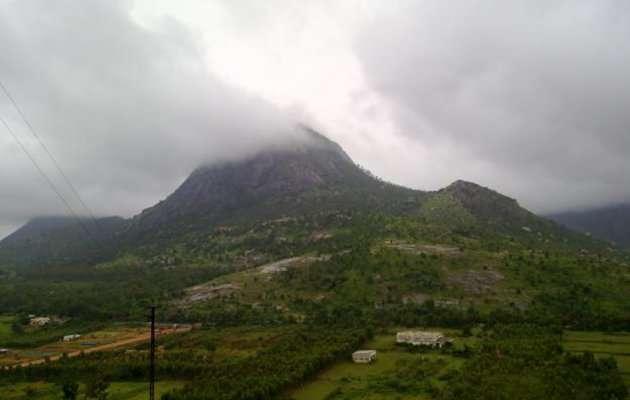 Places To Visit Near Bangalore-nandi