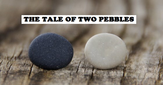 Image result for The Tale Of Two Pebbles