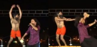 Baba Ramdev Performs Funny Yoga - 1