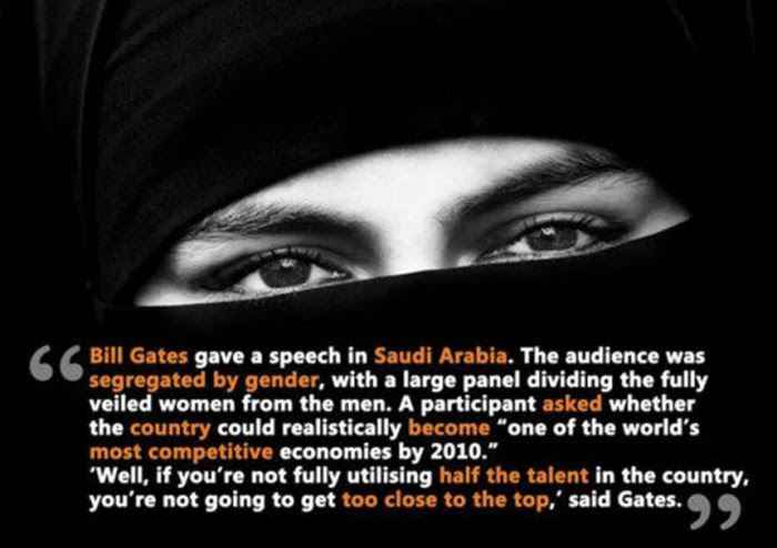 Bill Gates Facts (10)