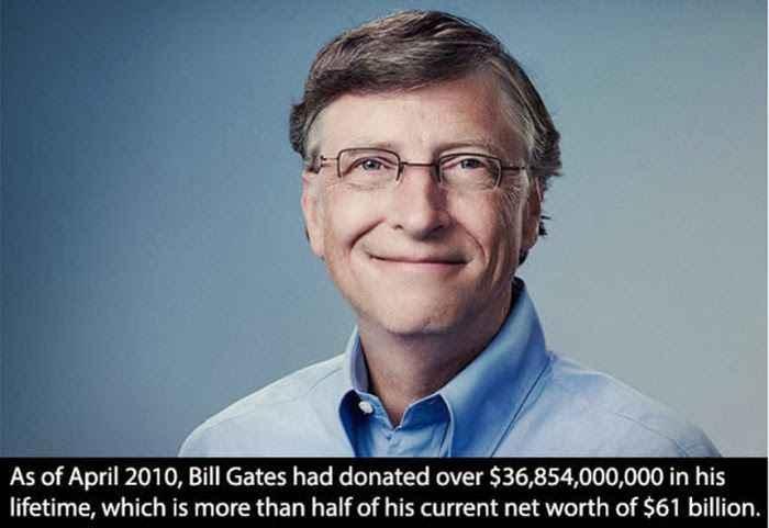 Bill Gates Facts (3)